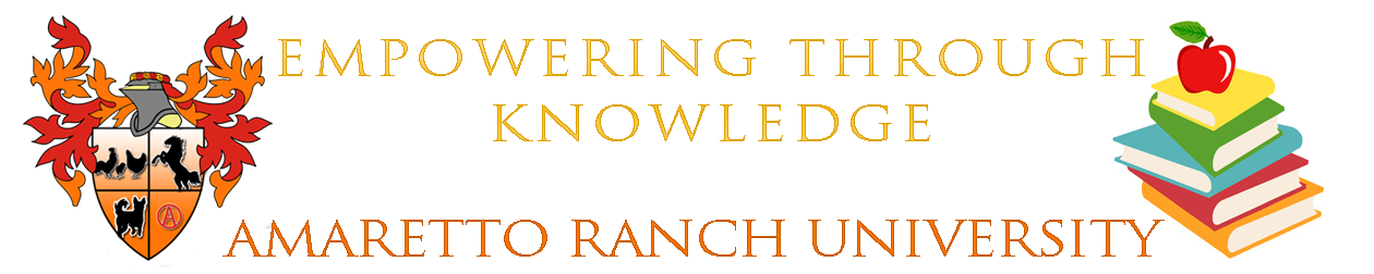 Amaretto Ranch University
